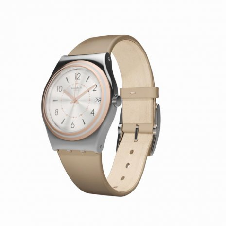 Swatch orologio Bicolor Rose