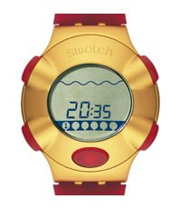 YQG1000 Golden Virtual Wave 47mm