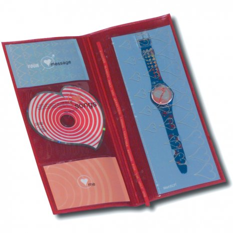 Swatch Heartbeat orologio