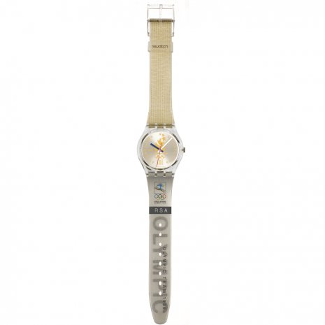 Swatch Olympic Team South Africa orologio