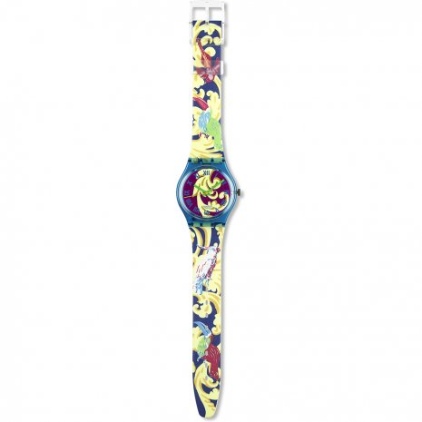 Swatch Perroquet orologio