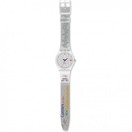 Swatch Run After Netherlands orologio