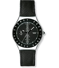 YGS113 Swagmen Black 36mm