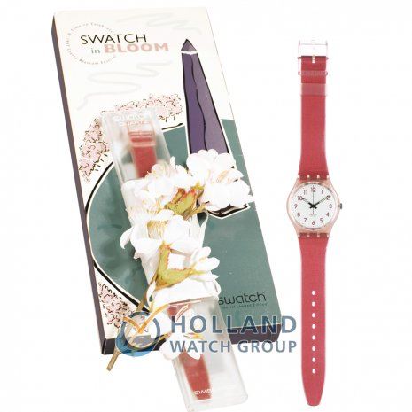 Swatch Swatch In Bloom (Original Pink) orologio