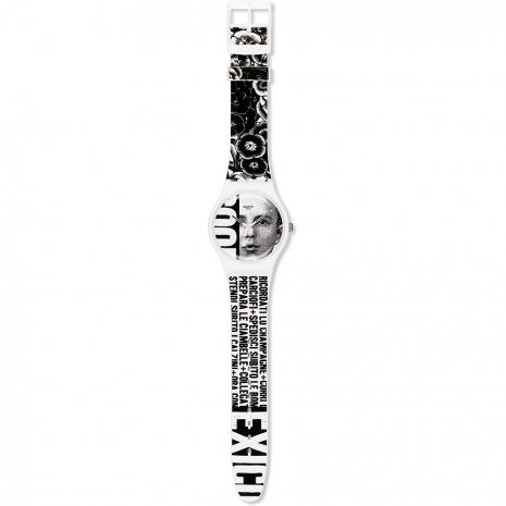 Swatch Time Trial orologio
