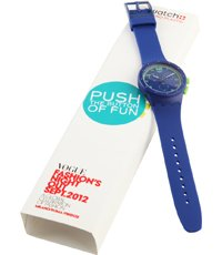 SUSN400PACK Vogue Fashion Night 2012 (Blue C) 42mm