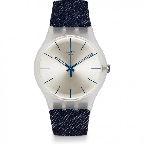Swatch White Washed Out orologio